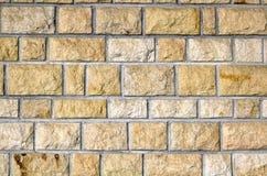Das Steinmosaik Stockfotografie