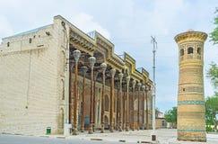 Das stolze auf Bukhara stockbild