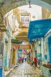 Das Straßenmarkt Stockbilder