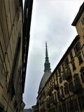 Das Symbol von Turin Lizenzfreies Stockbild