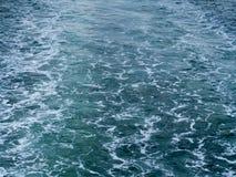 Das Türkiswasser Stockbild