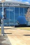 Das AT&T-Stadion, das Haus zu Dallas Cowboys des NFL lizenzfreie stockfotografie