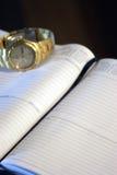 Das Tagebuch 10 Lizenzfreie Stockbilder