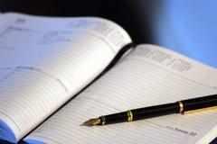 Das Tagebuch 3 Lizenzfreie Stockfotos