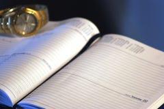 Das Tagebuch 4 Lizenzfreie Stockbilder