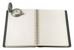 Das Tagebuch Lizenzfreie Stockbilder