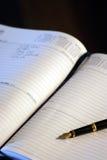 Das Tagebuch 9 Stockfotografie