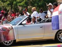 Das Tagesparade-Teil 2016 Bronx dominikanische 3-teilige 19 stockfotografie