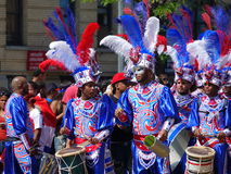 Das Tagesparade-Teil 2016 Bronx dominikanische 3-teilige 38 stockbilder
