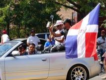 Das Tagesparade-Teil 2016 Bronx dominikanische 3-teilige 39 stockfotografie