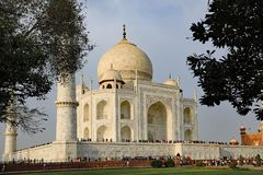Das Taj Mahal Stockbild
