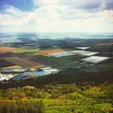 Das Tal Stockbilder