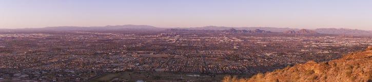 Das Tal des Sun stockbilder