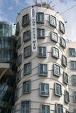 Das Tanzen-Haus Stockbilder