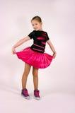 Das Tanzenmädchen Stockfotos