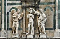 Das Tauf von Jesus Lizenzfreie Stockfotografie
