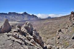 Das Teide auf Teneriffa Stockfoto