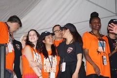 Das Teil 2 14 2015 NYC DanceFest Lizenzfreie Stockfotografie