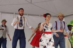 Das Teil 3 68 2015 NYC DanceFest Lizenzfreie Stockfotos