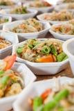 Das thailändische Gemüse Stockfotografie