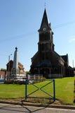 Das Thiepval-Denkmal zu den Vermissten des Sommes Lizenzfreie Stockfotografie