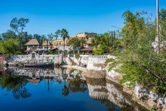 Das Tierreich bei Walt Disney World stockfotos