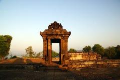 Das Tor von Barogn-Tempel stockfoto