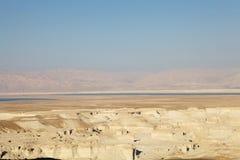 Das Tote Meer Stockbild