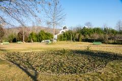 Das touristische komplexe Rupite, Bulgarien Lizenzfreies Stockbild