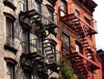 Das Treppenhaus Stockfotos