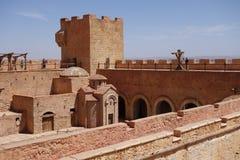 Das Trieb in Ouarzazate, Lizenzfreies Stockfoto