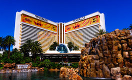 Das Trugbild-Kasino in Las Vegas lizenzfreies stockbild