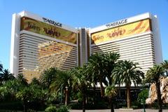 Das Trugbild - Las Vegas stockfotos
