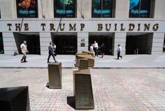 Das Trumpf-Gebäude Lizenzfreie Stockfotografie