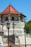 Das Turm Achteck, Royal Palace von Kandy Sri Lanka Lizenzfreies Stockfoto