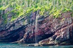 Das Ufer von Neufundland lizenzfreie stockfotos