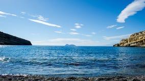 Das Ufer von Ozean Stockfoto