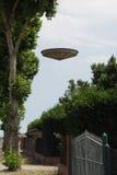 Das UFO (2) Lizenzfreie Stockfotografie