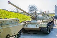 Das ukrainische Landesmuseum des großen patriotischen Krieges Lizenzfreies Stockfoto