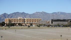 Das University of Arizona-Gesundheitszentrum Stockbilder