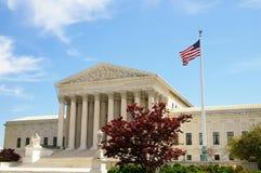 Das US-Höchste Gericht lizenzfreie stockfotos