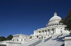Das US-Kapitol Lizenzfreies Stockbild