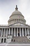Das US-Kapitol in Washington DC stockbilder
