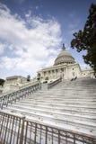 Das US-Kapitol in Washington DC lizenzfreies stockfoto