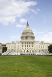 Das US-Kapitol in Washington DC stockbild