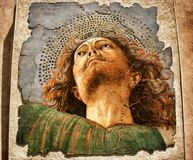 Das vatican-Museum abbildung jesus Lizenzfreie Stockfotos