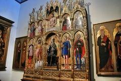 Das vatican-Museum ikone Stockfotos