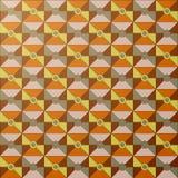 Das Vektormuster Mosaikart vektor abbildung