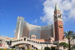 Das venetianische Macao Lizenzfreies Stockfoto
