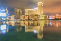 Das venetianische Macao Lizenzfreie Stockfotos